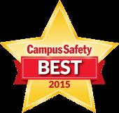 Campus Safety Magazine BEST Winner!