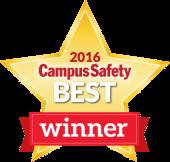 Campus Safety Magainze BEST Winner